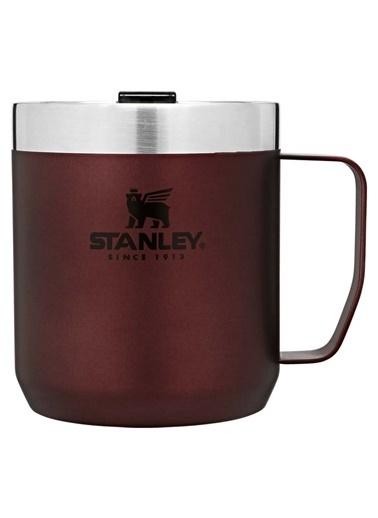 Stanley Klasik Paslanmaz Çelik Termos Bardak 0,35 Lt Kırmızı